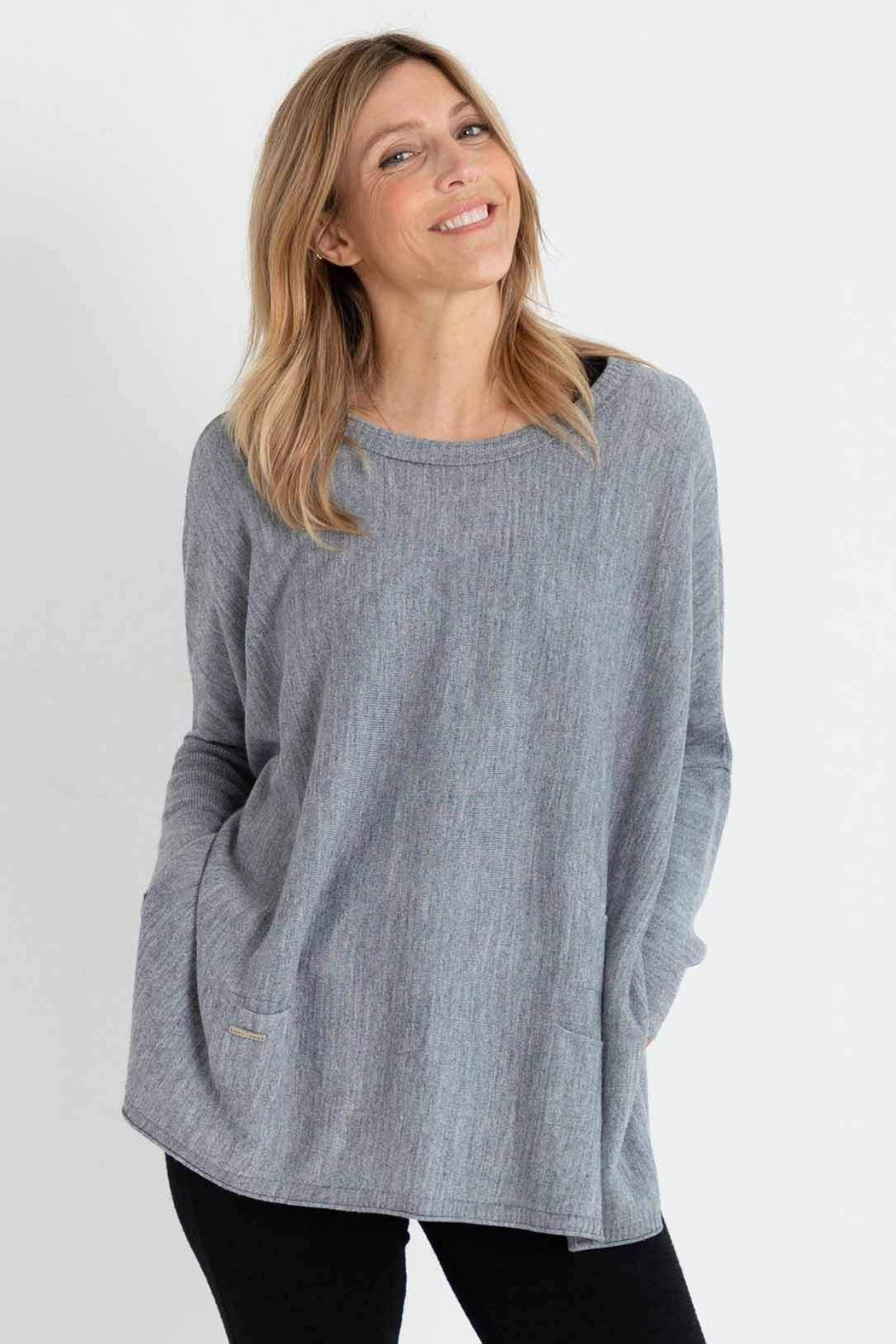 mersea Catalina Travel Sweater - Front Full Image