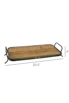 Homart Catalina Tray - Alternate List Image