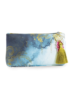 Shoptiques Product: Catalina Watercolor Small Pouch