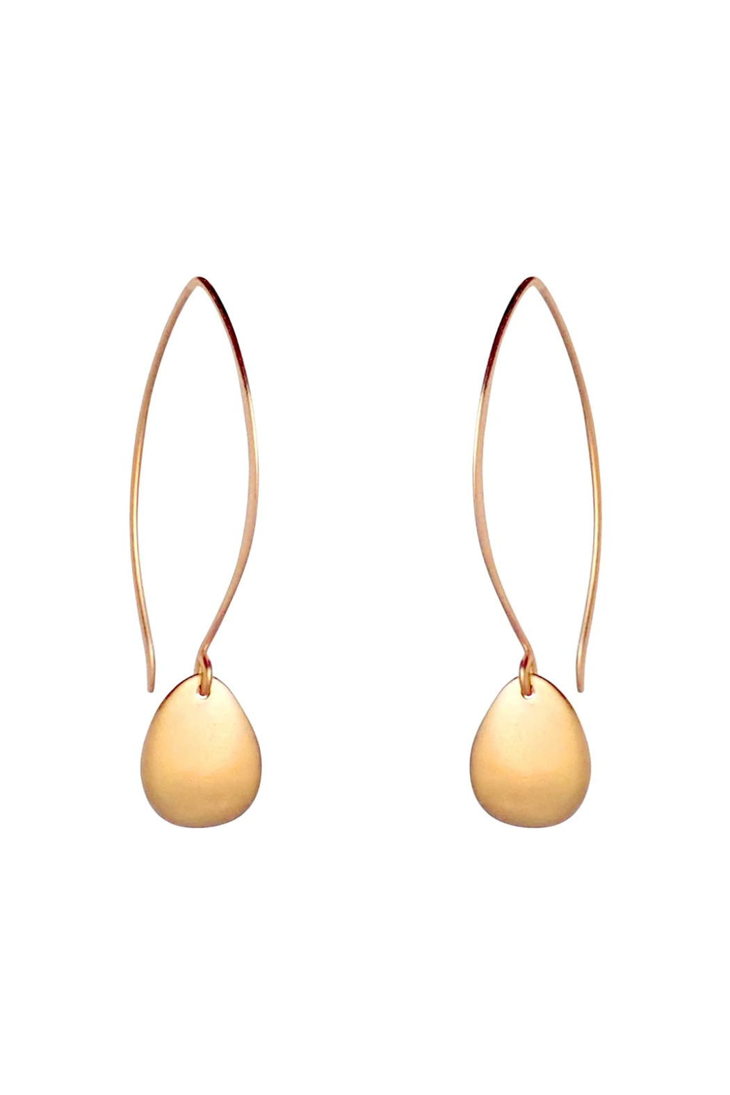 Bronwen Catania Earring Long - Front Cropped Image