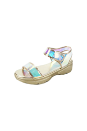 Bamboo Catch-19 Sandal - Front cropped