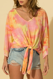 HYFVE Catch A Vibe Top - Front cropped