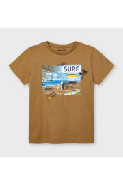 Mayoral Catch A Wave Tee Shirt - Product Mini Image