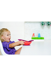boon by Tomy Catch Bowl - Front full body