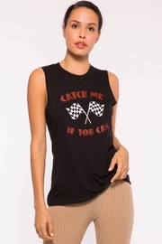 Suburban riot Catch Me Tank - Front cropped