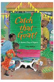 Barefoot Books Catch that Goat! A Market Day in Nigeria - Product Mini Image