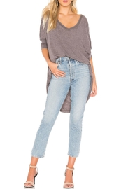 Free People Catch Waves Tee - Front cropped