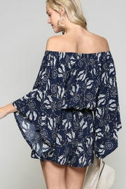 KyeMi Catching Dreams Romper - Side cropped