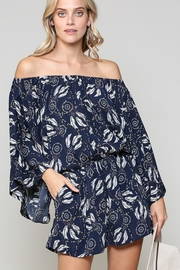 KyeMi Catching Dreams Romper - Front full body