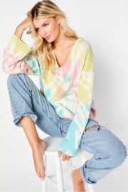 Lisa Todd Catching Rays Sweater - Front cropped