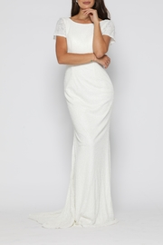 Jadore Cate Gown Ivory - Product Mini Image