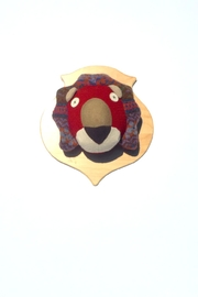 Cate and Levi Lion Head Plaque - Product Mini Image