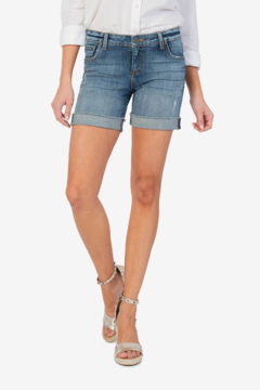 Kut from the Kloth Catherine Boyfriend Short - Product List Image