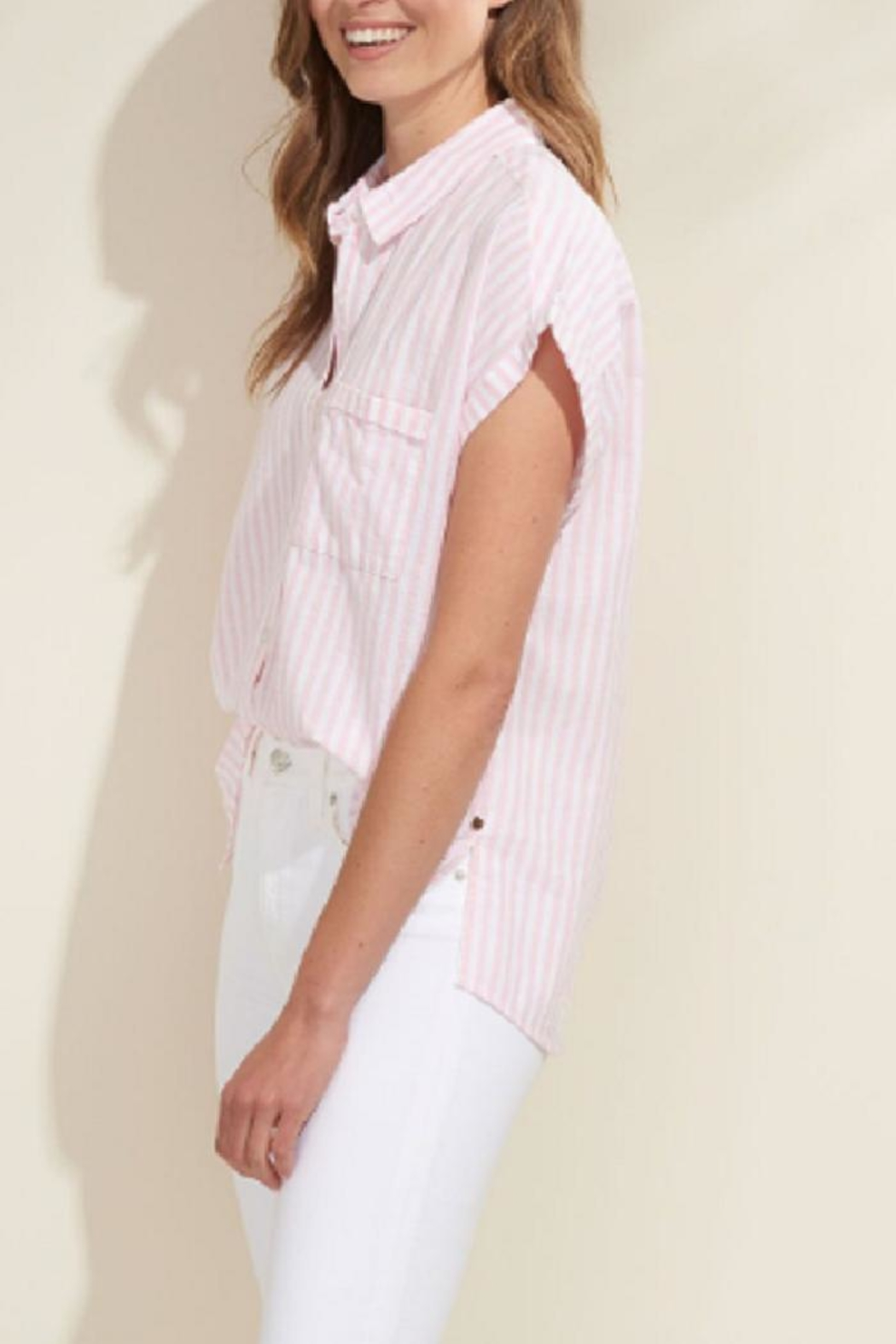 Hatley Catherine Button Shirt - Side Cropped Image