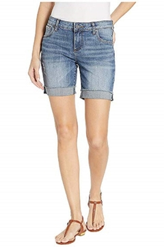 Shoptiques Product: Catherine Denim-Boyfriend Shorts