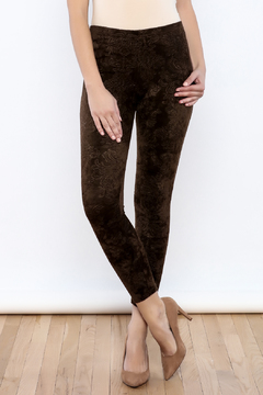 Shoptiques Product: Burnout Velvet Legging