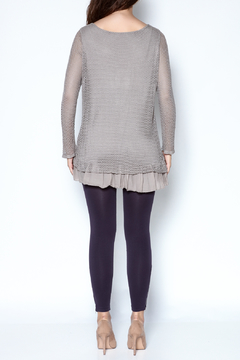 Catherine Lillywhite Knit Lace Top - Alternate List Image