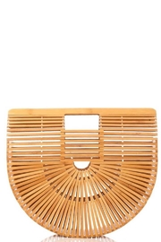 Catherine K Collections Bamboo Bag - Front cropped