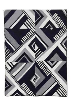 Catherine MacGruer  Diamond Tile Blanket - Product List Image