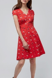 Pink Poodle Boutique Cathleen Dog Dress - Front cropped