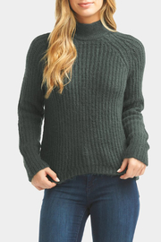 Tart Collections Cati Mock Neck Sweater - Front cropped