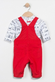 Catimini Dungarees And T-Shirt - Front full body