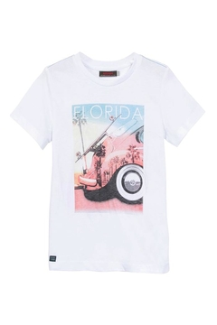 Catimini Florida Car Shirt - Alternate List Image