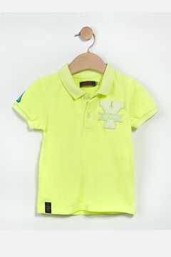 Shoptiques Product: Fluo Polo Shirt