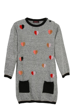 Shoptiques Product: Heart Sweater Dress