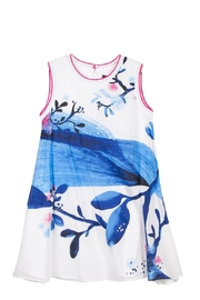 Catimini Water Garden Dress - Front cropped