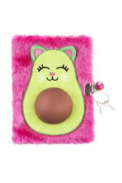 3 Cheers 4 Girls Catocado Squishy Journal - Product List Image