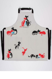 Blue Q Cats Apron - Product Mini Image