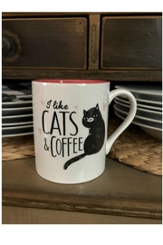 Unknown Factory Cats&Coffee Mug - Product Mini Image