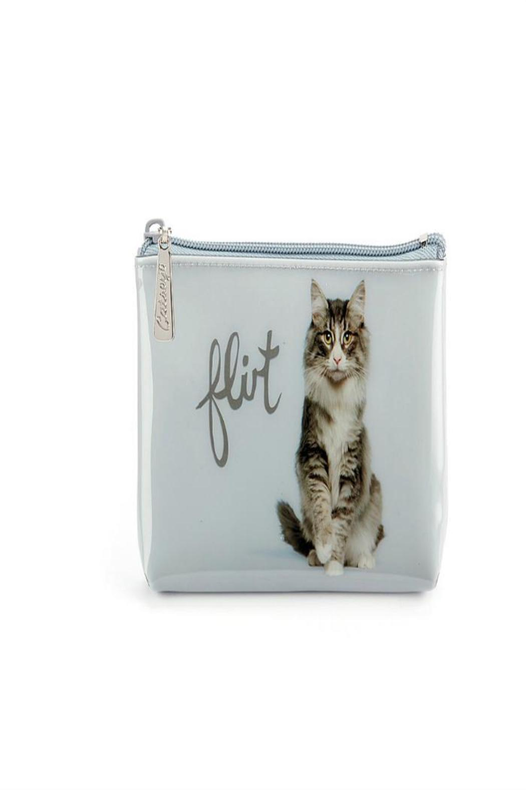 Catseye London Flirty Cat Bag - Front Cropped Image