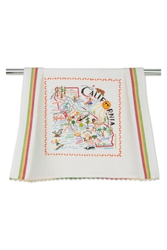 Shoptiques Product: California Dish Towel