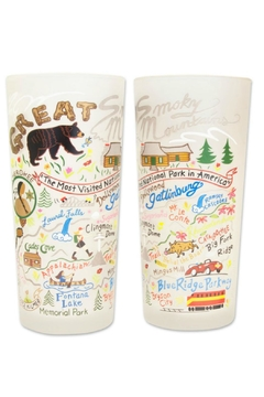 Catstudio Smoky Mountains Glass - Product List Image