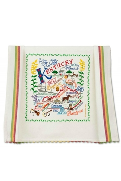 Catstudio Kentucky Dishtowel - Alternate List Image