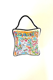 Catstudio Florida Mini Pillow - Front cropped