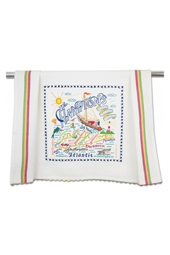 Shoptiques Product: Hamptons Dish Towel