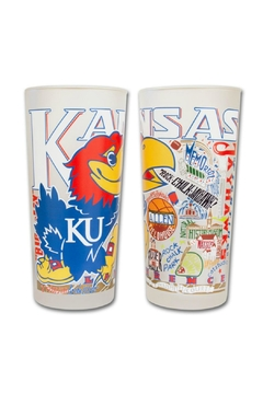 Catstudio Kansas University Glasses - Alternate List Image
