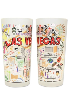 Catstudio Las Vegas Frosted Glass - Alternate List Image