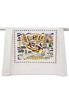 Shoptiques Product: Lsu Dish Towel