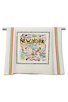 Shoptiques Product: New York Dish Towel