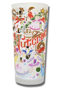 Catstudio Nutcracker Frosted Glass - Product List Image