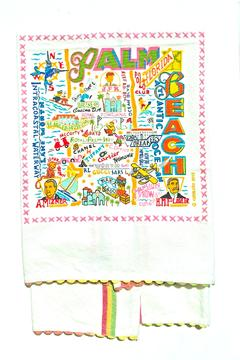 Catstudio Palm Beach Towel - Product List Image