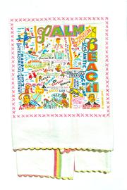 Catstudio Palm Beach Towel - Product Mini Image