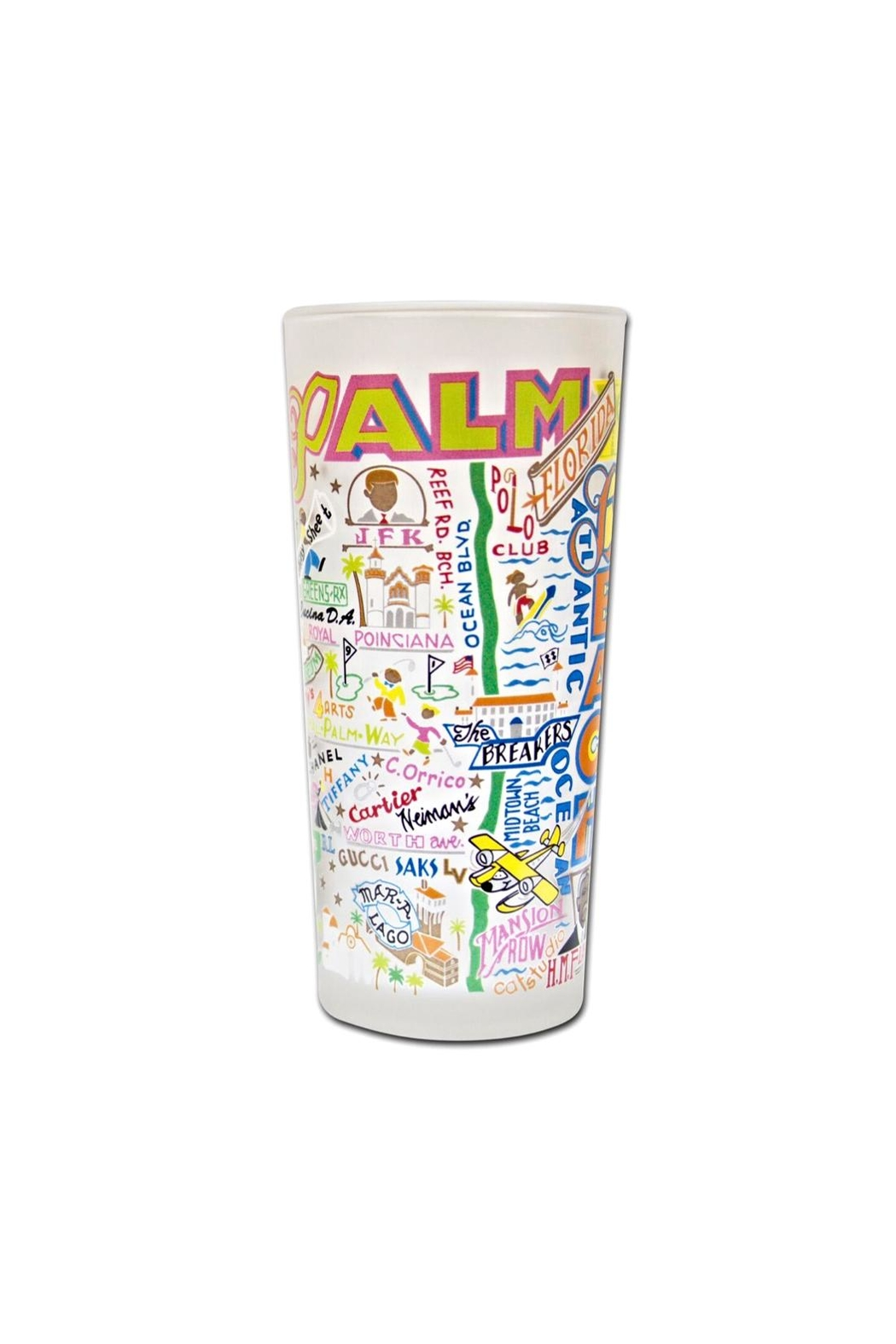Catstudio Palm Beach Tumbler - Main Image
