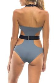 Cattiva Girl Goal Digger Grey - Front full body