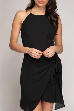 Cattiva Girl Wrapped Layered Dress - Product List Image