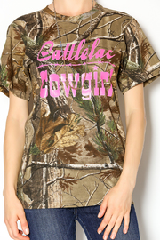 Cattlelac Cowgirl & Co. Camo Cattlelac Tee - Other